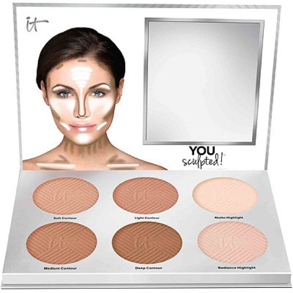 it cosmetics Other - iT Cosmetics Contouring Palette (new)
